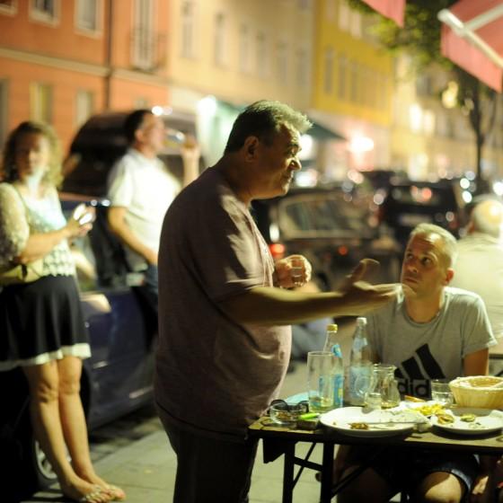 Restaurants In München Tradition Und Fisch Kyklos Neuhausen