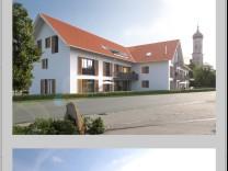 Zorneding, Entwurf altes Brennereigelände, Neubau Brennerei