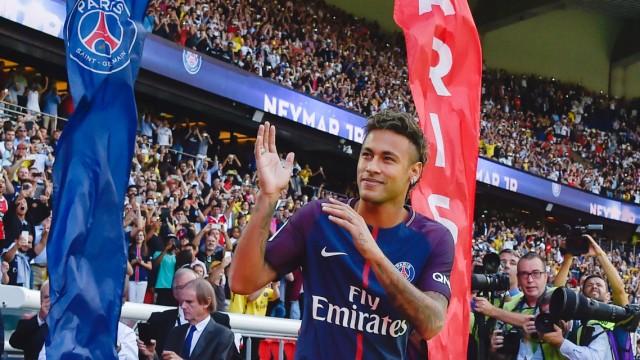 Fußball Paris Saint-Germain