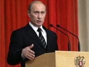 Putin, AFP