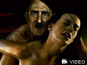 Ausschnitt aus dem Hitler-Video; dpa