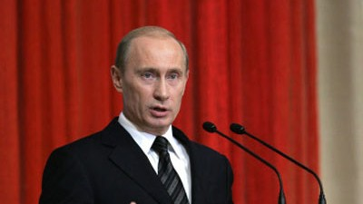Putin und der Gas-Streit