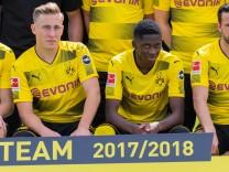 Mannschaftsfoto Borussia Dortmund