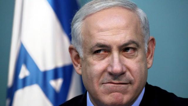 Bildergebnis für Benjamin Netanjahu