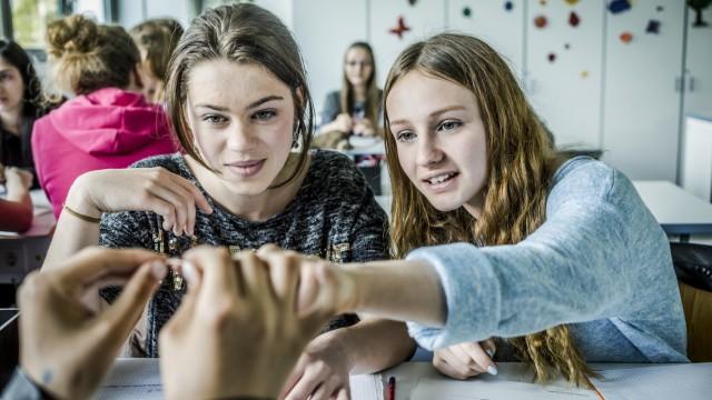Anne-Frank-Realschule Muenchen