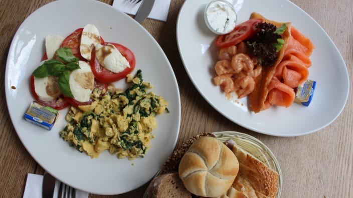 Frühstück Café Catwalk