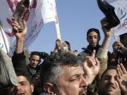 Irakische Demonstranten, Reuters