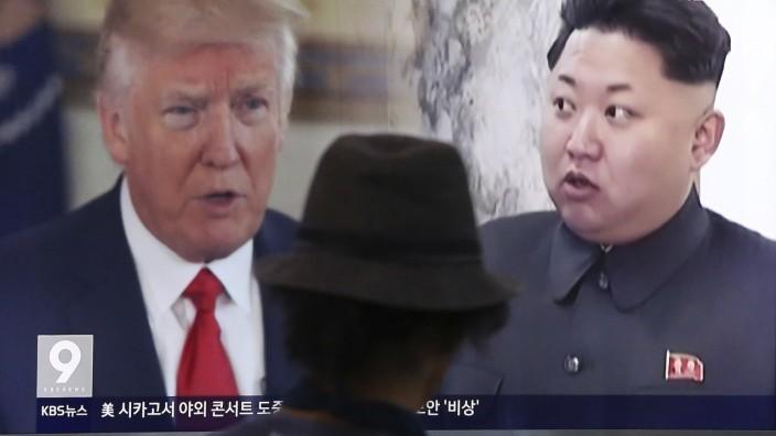 Nordkorea-Konflikt