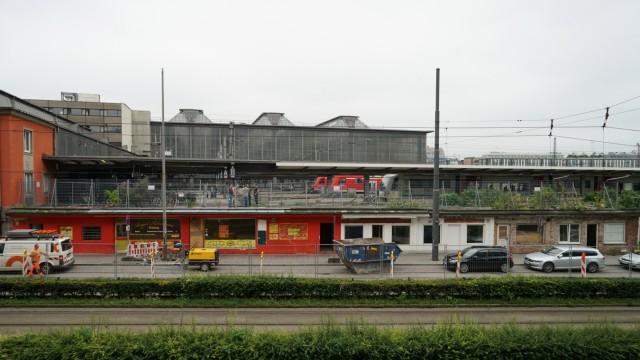 143ab1b7662da0 Statt Kebaphaus  Wertstoffhof am Hauptbahnhof - München - Süddeutsche.de