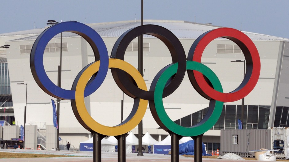 Olympische Winterspiele in Südkorea