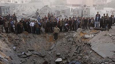 Israel Krieg im Gaza-Streifen