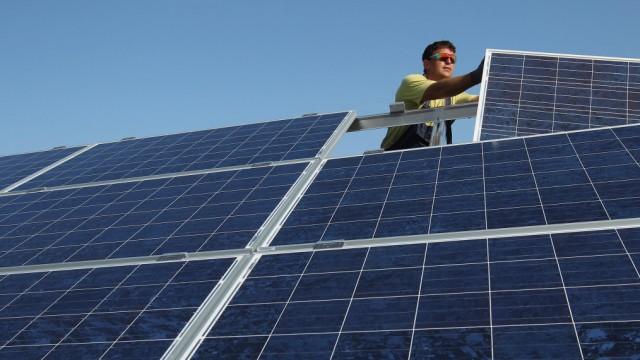 ***BESTPIX*** Germany Invests Heavily In Solar Energy; ***BESTPIX*** Germany Invests Heavily In Solar Energy