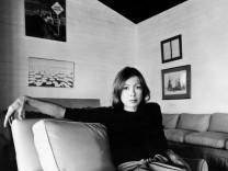 Joan Didion, circa 1977
