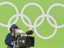 ARDund ZDF dürfen über Olympia berichten