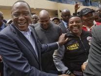 Präsidenten- und Parlamentswahl in Kenia