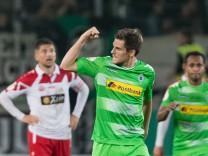Rot-Weiss Essen - Borussia Mönchengladbach