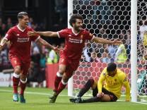 Fußball: Premier League,  FC Watford - FC Liverpool