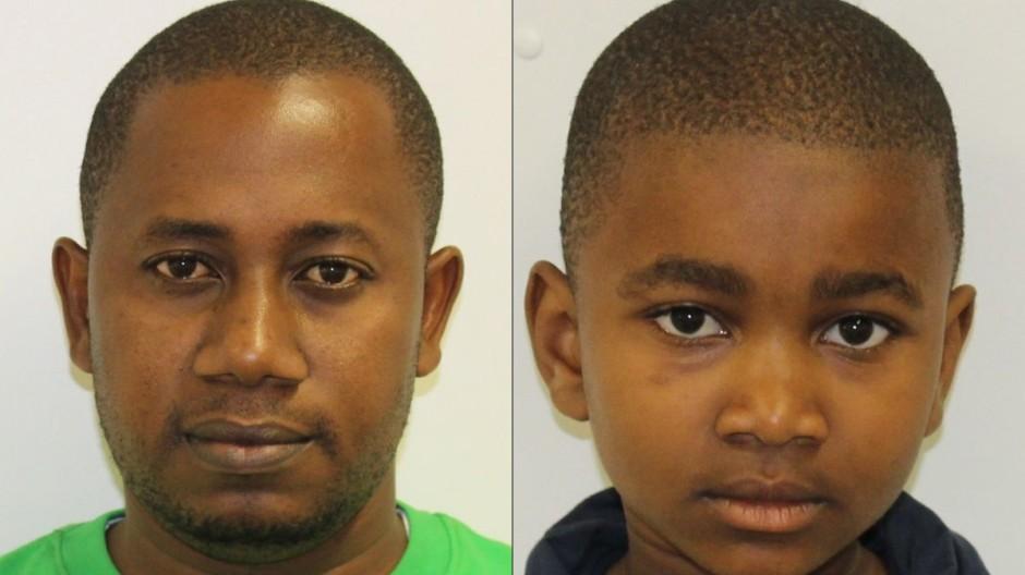 Wo sind Abubakari Guni und sein Sohn?