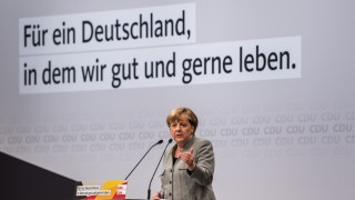 CDU Launches Federal Election Campaign