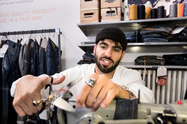 Fashionrundgang: Nudie Jeans