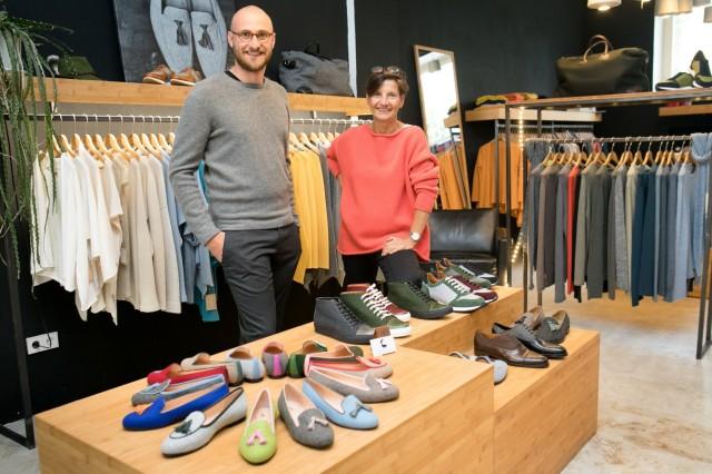 Fashionrundgang: Made am Chiemsee/Monaco Duck
