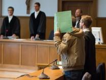 Prozess gegen Syrer