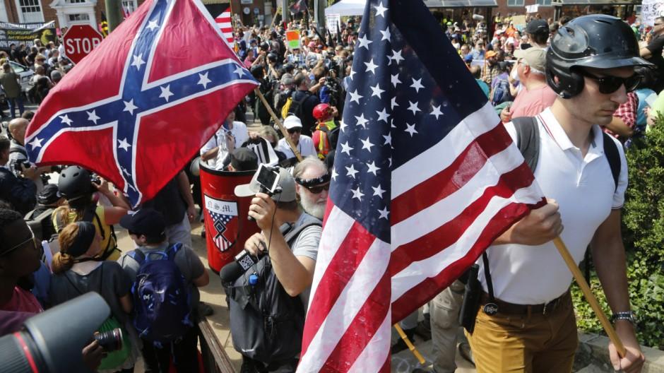 Bildergebnis für rassismus usa aktuell