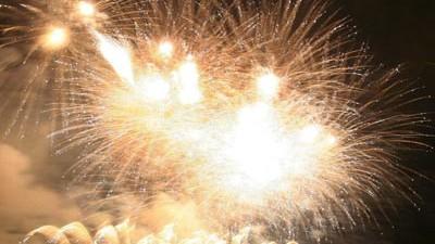Gesundheitsschäden durch Feuerwerk