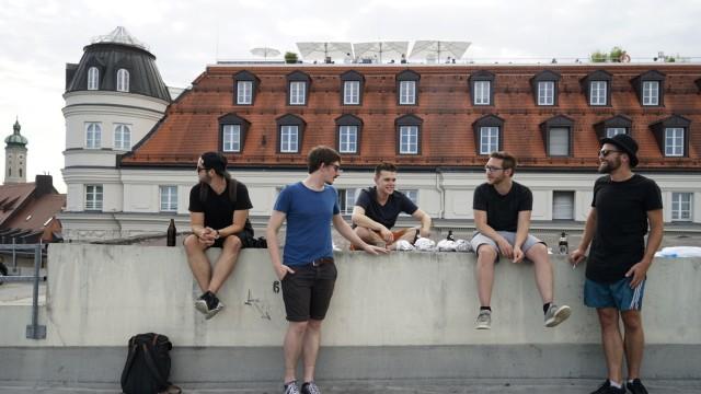 Kultur München SZ-Serie: Lieder der Stadt, Folge 3
