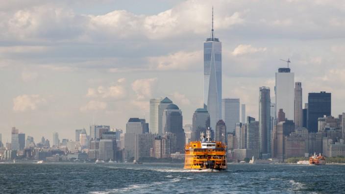 Tipps Für New York Ausflug Nach Staten Island Reise