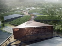 Data centre planned inside Arctic Circle