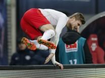 RB Leipzig v TSG 1899 Hoffenheim - Bundesliga; Timo Werner