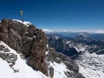 Hindelanger Klettersteig Ungesicherte Stellen : Klettersteige in bayern die top