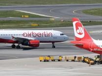 Air Berlin meldet Insolvenz