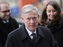 Staatsakt für Altbundespräsident Herzog