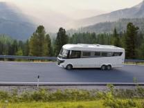 ADAC Campingplatz-Inspekteure auf dem Caravan Salon