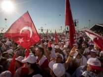 Justice Rally Held by Turkey's Opposition Republican People's Party