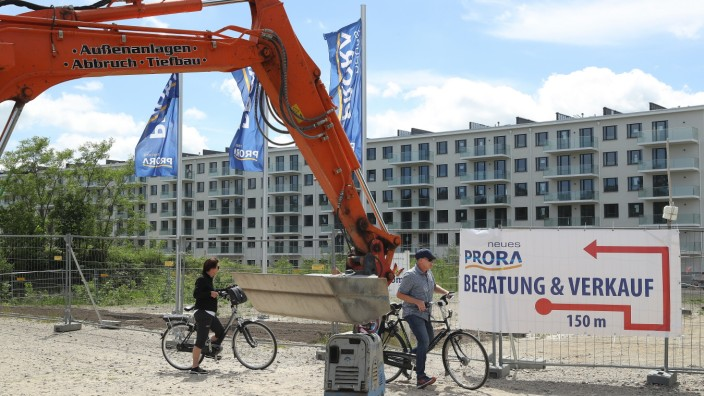 Prora, Once A Nazi-Era Ruin, Now Under Development