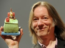 Buchmesse Frankfurt - Comic-Preis Sondermann