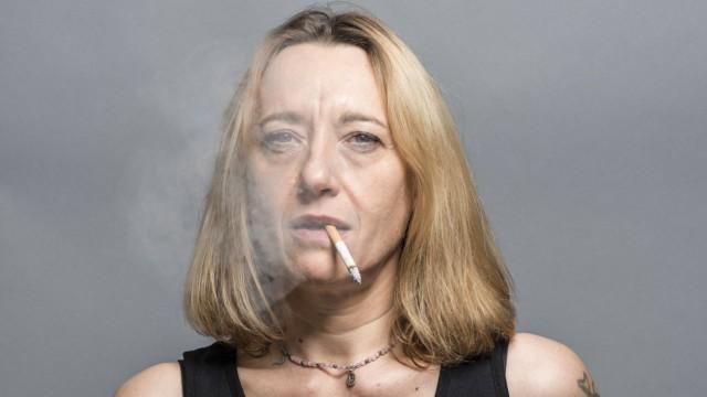 Portrait of Virginie Despentes 24 11 2014 PUBLICATIONxINxGERxSUIxAUTxHUNxONLY Copyright Jean Franco