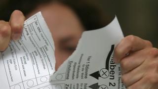 Symbolfoto: Nichtwähler, 2005