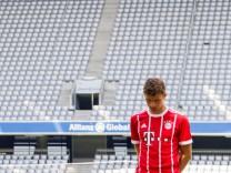 Mannschaftsfoto FC Bayern München