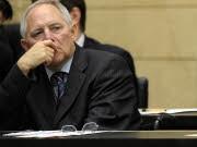 Schäuble ohne Zustimmung im Bundesrat. Foto: ddp