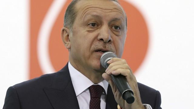 Recep Tayyip Erdoğan Bundestagswahl