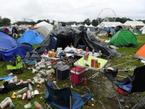 Unwetter in Bayern - Chiemsee-Summer-Festival abgesagt