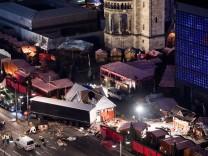 Terror in europäischen Metropolen - Berlin