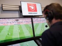 Videoassistcenter für die Bundesliga