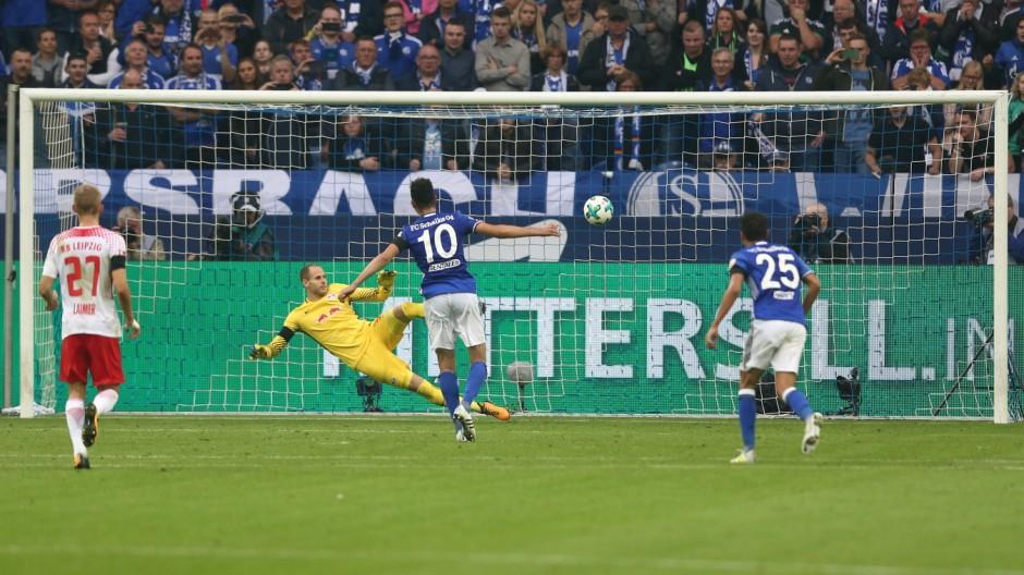2:0 gegen den Vorjahreszweiten - Neue Handschrift