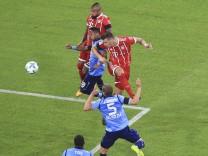 18 08 2017 Fussball 1 Liga 2017 2018 1 Spieltag FC Bayern München Bayer Leverkusen in der Alli