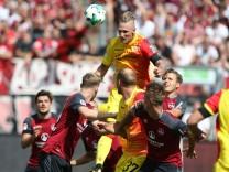 20 08 2017 Fussball Saison 2017 2018 2 Fussball Bundesliga 03 Spieltag 1 FC Nürnberg N